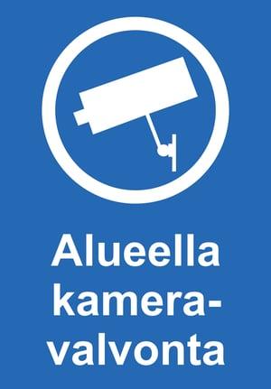 Alueella-kameravalvonta