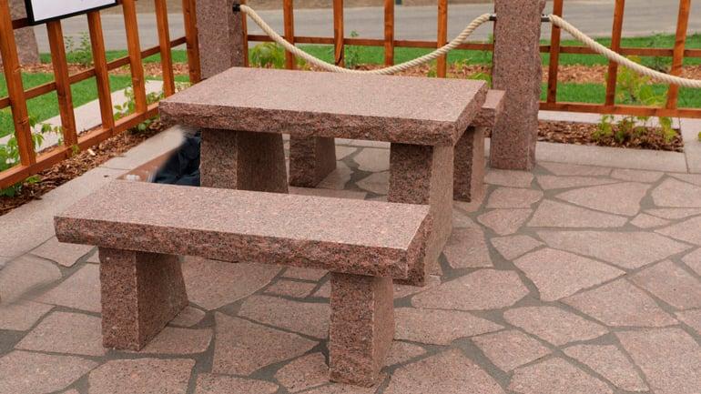 graniittikalusteet